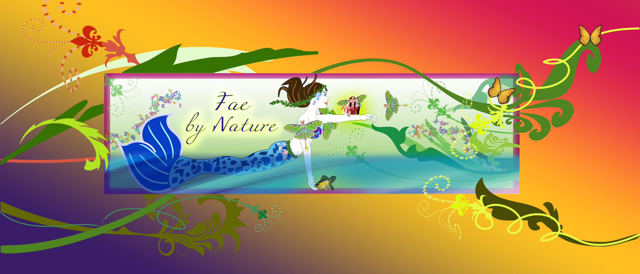 Fae By Nature header